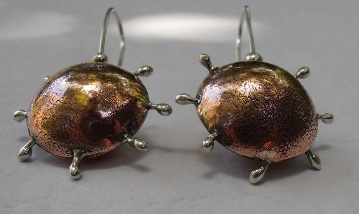 Soles...Realizados en cobre y plata 925