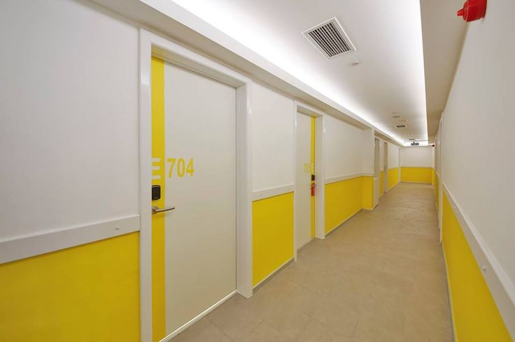 girls dormitory corridor design #rendahelindesign #winner #award #europeanpropertyawards #publicserviceinterior #publicservicesdevelopment #propertyawards #decor #decoration #interior #interiordesign #konforist #dorm #girls #InternationalPropertyAwards