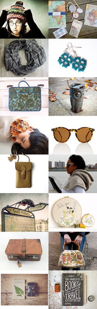 wanderlust by Lisa Z ♥ on Etsy--Pinned with TreasuryPin.com