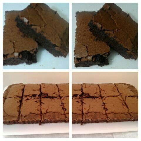 Delicia de brownies