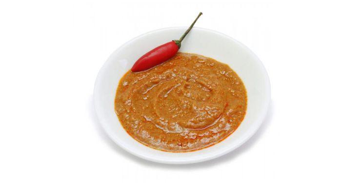 Peanut Satay Sauce (Thick)