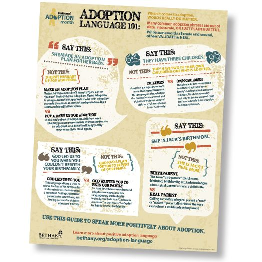 National Adoption Month 2017 - Bethany Christian Services