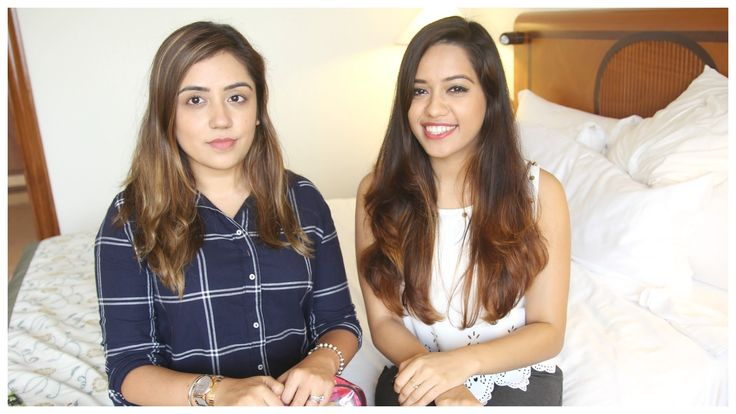 """Grab a cup of coffee tea some water popcorn and watch me and Komal from Myhappinesz ramble on about what we carry when we travel Watch her video here; https://youtu.be/MjF6orJjnOk Let's chat in the comments xx DON'T FORGET TO SUBSCRIBE & CLICK """"SHOW MORE""""   Stalk Komal here:  Twitter: https://twitter.com/myhappinesz Instagram: Myhappinesz Facebook: http://ift.tt/1svgbSc Snapchat: komalucky  About Me: I am Debasree a beauty vlogger at  http://www.youtube.com/c/debasreebanerjee  and blogger at"""