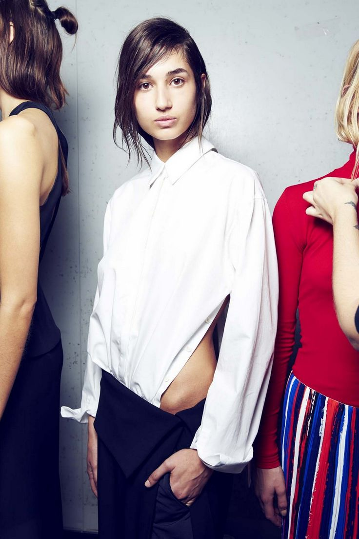 Future fashion trends 2014 - Dion Lee Line Ii Spring Summer 2014 2015 Backstage 2 Dion Leefuture Fashionfashion