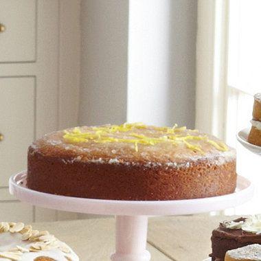 Lemon Drizzle Cake recipe - From Lakeland