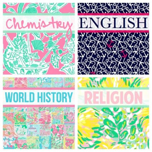 how to make the cutest binder covers!
