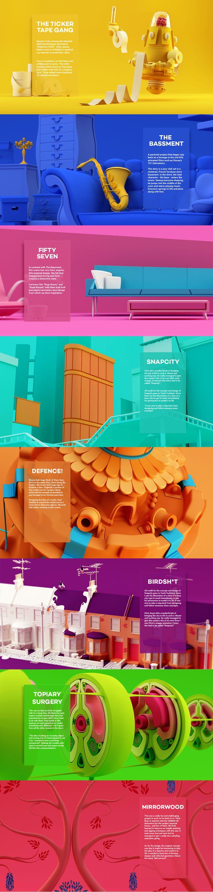 다음 @Behance 프로젝트 확인: u201cAll the Thingsu201d https://www.behance.net/gallery/45468431/All-the-Things