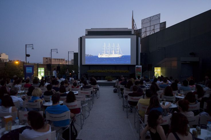 Προβολή «Scoprio Rising»  «Lucifer Rising», στον κινηματογράφο Λαϊς. #AthensOpenAir