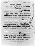 1st Typed copy of the 'Day of Infamy' Speech - Teaching with Documents from the National Archives