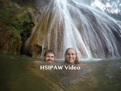 Exploring Hsipaw | Myanmar Travel | The Married Wanderers | Gopro Travel Vlog