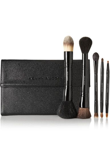 Kevyn Aucoin - The Expert Brush Collection Travel Set - Colorless