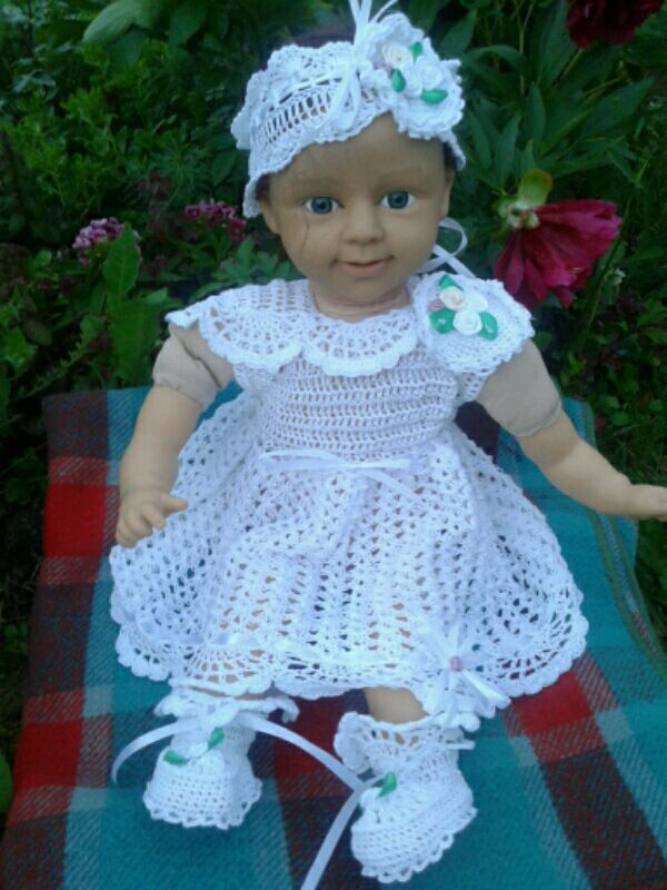 Купить Платье для крещения - для крещения, для крестин, для новорожденных, для…