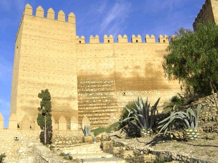 Que ver en Alcazaba de Almeria