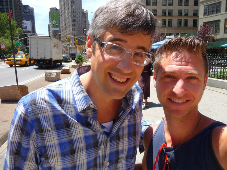 mo rocca | Mo Rocca and G. this guy is funny on wait wait don't tell me