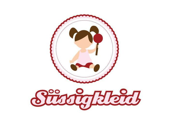 proposed logo for a sweet kid shop