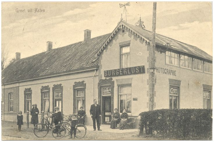 Cafe Burgerlust, Torenstraat