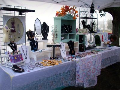 craft fair booth layout - Google Search