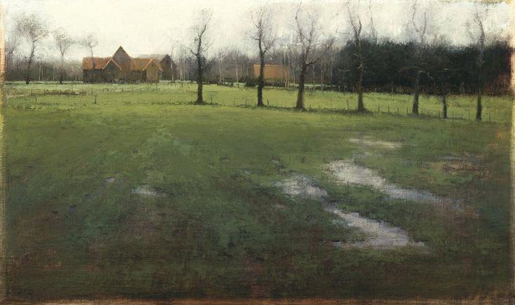 """""""Dutch Farm II"""" by Michael Workman   newvisionart"""