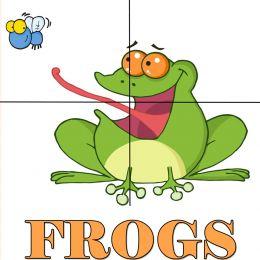 FREE Frog Themed Preschool Printables