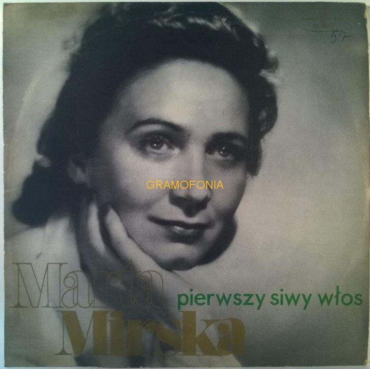 Marta Mirska - Pierwszy Siwy Włos