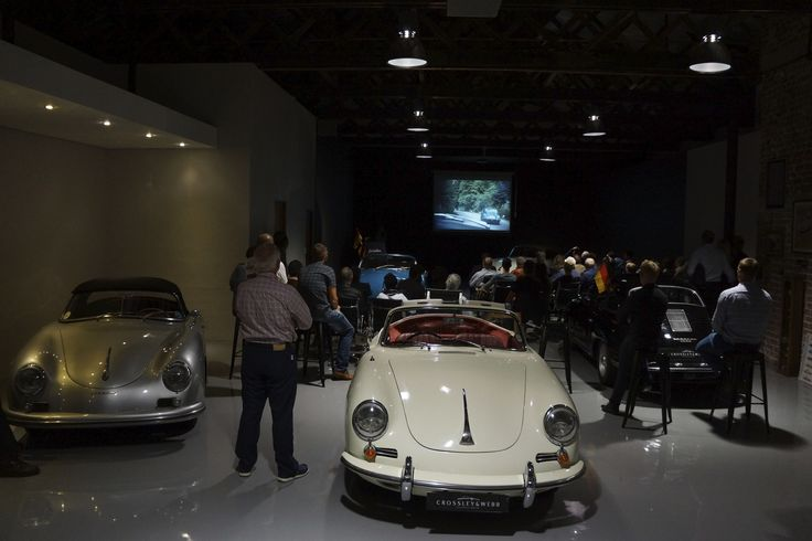 Crossley & Webb Storytellers: Early Porsche 356 and 911 evening