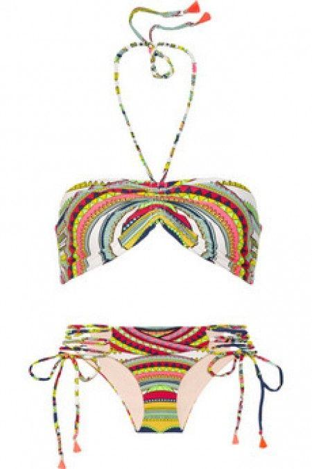 #marahoffman #bikini #colorful #atzec #ethnic #beachwear #summer http://minipopup.com/show/amanda.marzolini