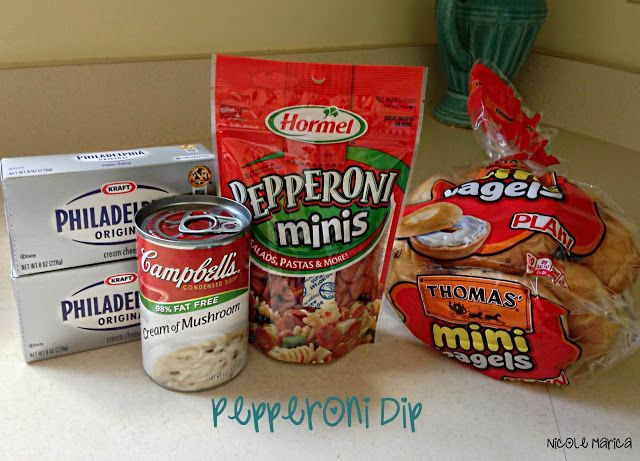 Pepperoni Dip I had this on the weekend and it is to die for!