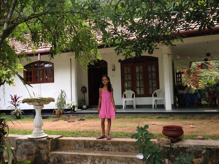 bij HomeStay Srilanka, Poddala