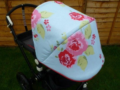 Soon Pretty!!! Make your Own Bugaboo Cameleon Custom Hood... This Blog has lots of posts on how to make your own, or Links where you can buy Pre-Made Custom Hoods, footmuffs, etc for Pennies!!!
