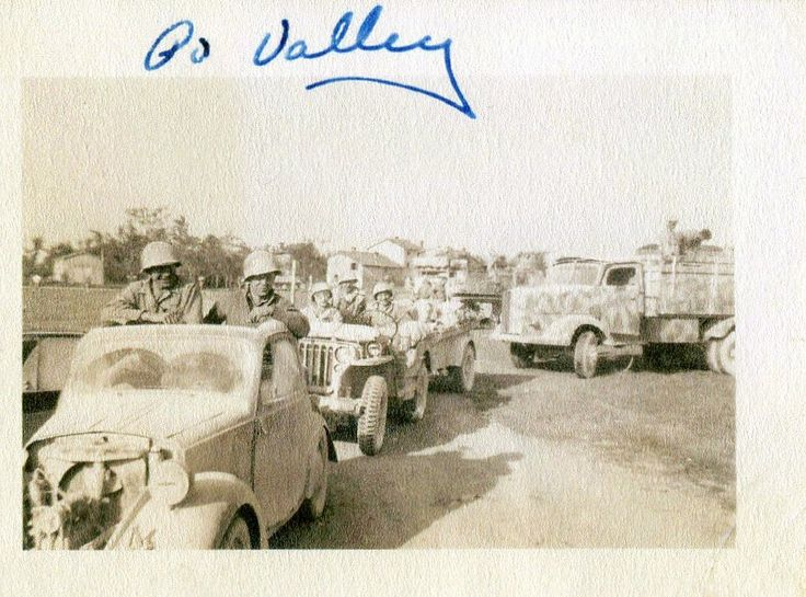 10th Mountain Division in Po Valley, Italy - 1945 | Flickr - Photo ...