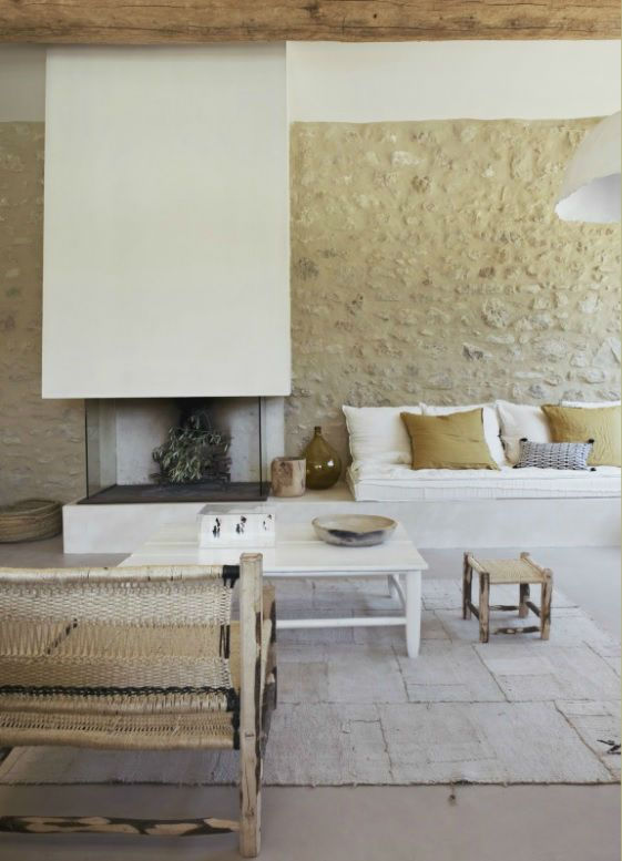 Casual Chic French Interior Design Ideas 6