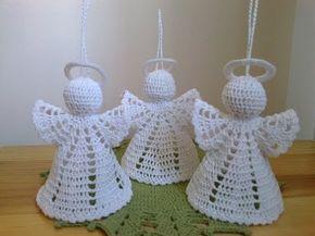 Anielska kolekcja II AD 2014 Crochet Angels II - YouTube
