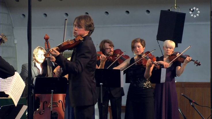 """VIVALDI - The Four Seasons - """"L' Estate"""" -  I: Allegro non molto - YouTube  Henning Kraggerud with the Arctic Philharmonic Chamber Orchestra (NOSO)  Live performance from Bodø Domkirke, NMFU 2013"""