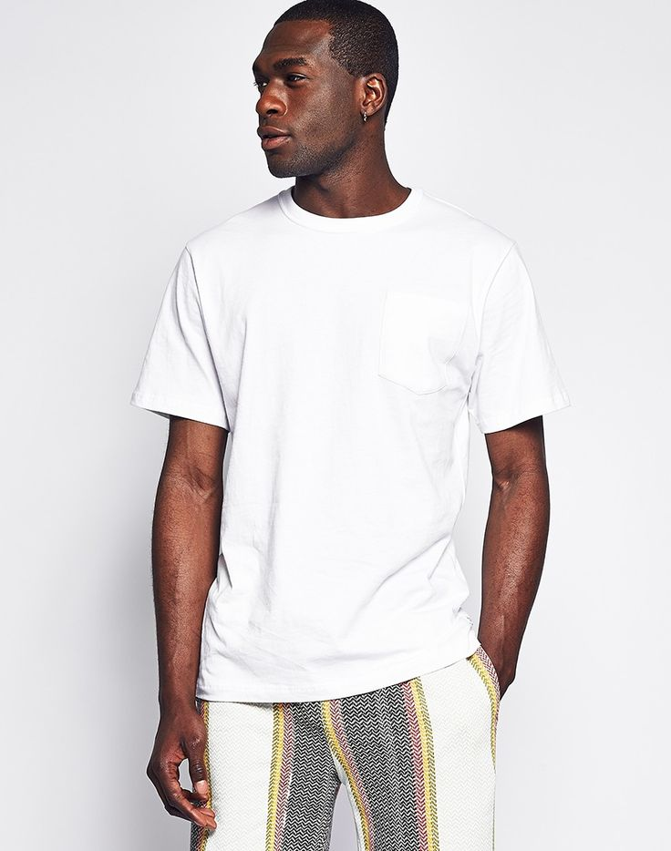 The Hundreds Perfect Pocket T-Shirt  - Mens clothing at The Idle Man
