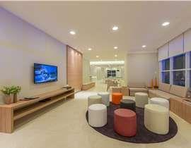 Lounge Salão de jogos