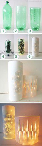 find this pin and more on adornos navidad reciclados by