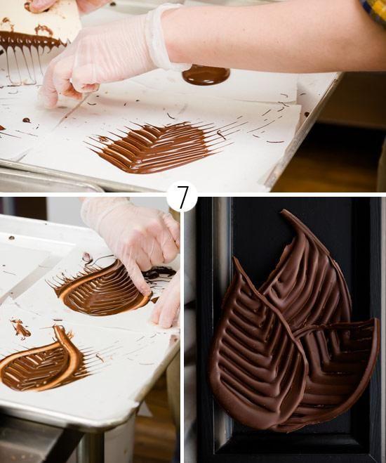 Смешные, как сделать картинку из шоколада