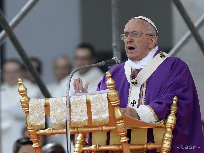 Pápež: Boh bude súdiť bohatých a mocných, ako sa starali o chudobných | Dobré noviny  Viac sa dočítate na: http://www.dobrenoviny.sk/c/47671/papez-boh-bude-sudit-bohatych-a-mocnych-ako-sa-starali-o-chudobnych  #pápež #pope #pontiff #František