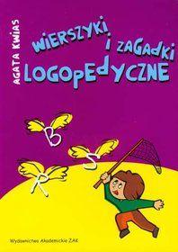 Wierszyki i Zagadki Logopedyczne-Kwias Agata