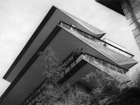 Harwell Hamilton Harris - NCMH Modernist Masters Gallery