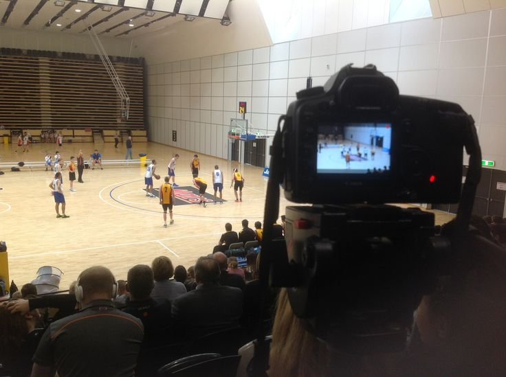 A look behind the scenes of our work with US Sports website #BleacherReport, covering Australian #basketball young-gun #DanteExum. #Filming for a week in #Melbourne.