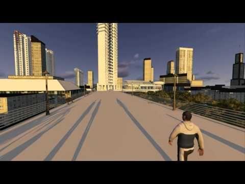 Big City Life with Lumion
