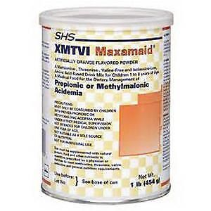 Metabolic Oral Supplement XMTVI Maxamaid Orange 1 lb. Can Powder 6 Pack NEW!