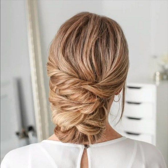 35+ Elegant Updo Wedding Hairstyles from tonyastylist #updowedding #updohairstyle #hairstyleforwoman » Out-of-darkness.com