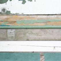 Ditte studio Sloophout behang groen