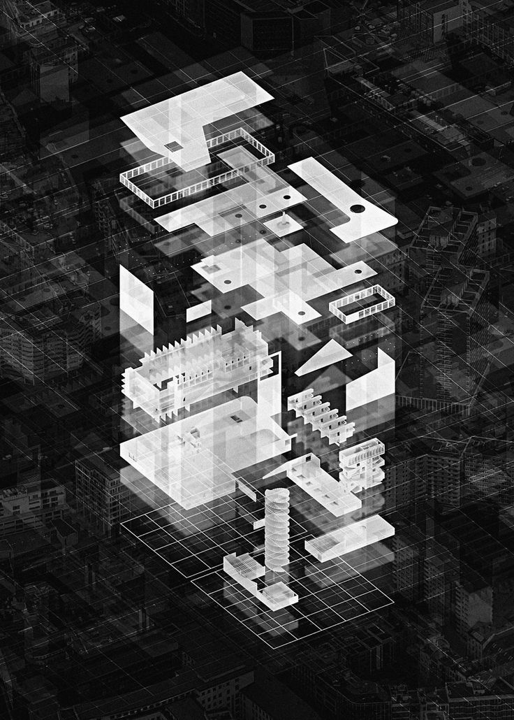 Winners of the RIBA 2015 President's Medals Student Awards SILVER MEDAL (best design project at Part 2): Finn Wilkie - The Mackintosh School of Architecture at The Glasgow School of Art. | Project: 'The Heteroglossic City: A polemic against critical reconstruction in Berlin'