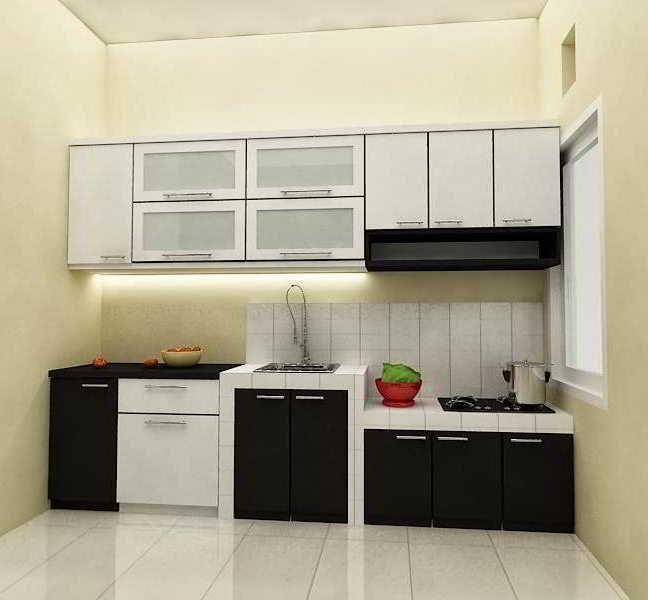 Model Dapur Minimalis Sederhana