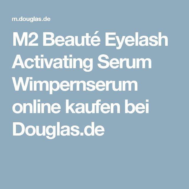 M2 Beauté Eyelash Activating Serum Wimpernserum online kaufen bei Douglas.de