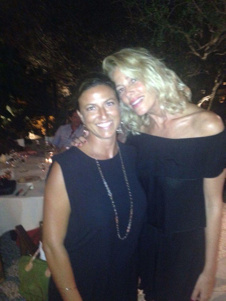 Gaiabijoux con Alessia Marcuzzi. Grazie di cuore!