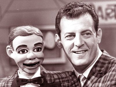 Jerry Mahoney and Paul Winchell